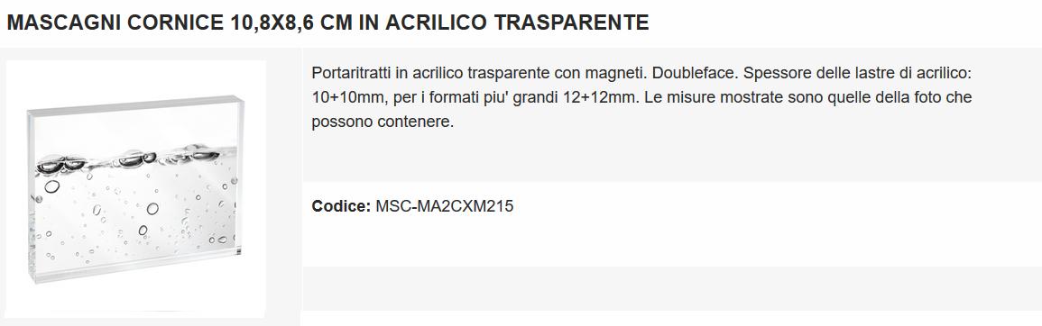 MSC-MA2CXM215