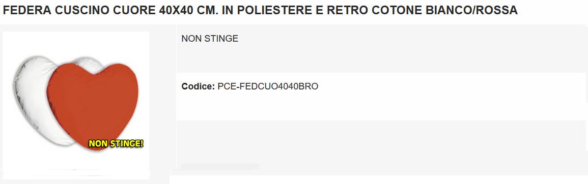 PCE-FEDCUO4040BRO
